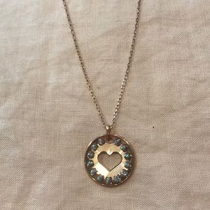 Rosegold Heart Necklace